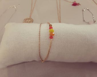Bracelet beads chain