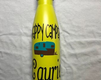 Camping Stainless Water Bottle