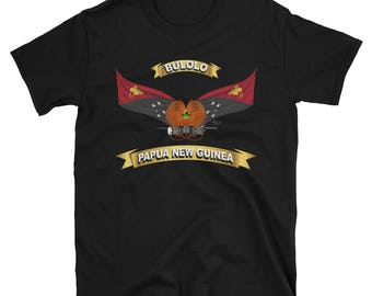 Bulolo Flag Wings Tee