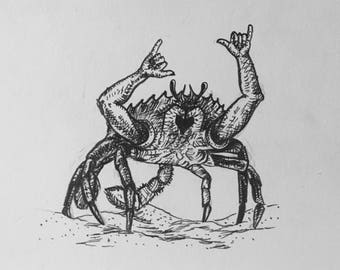 Shaka Crab