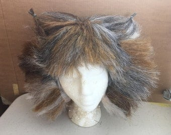 CATS Musical Costume - Stageworn Old Deuteronomy Wig
