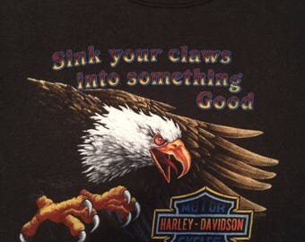 1985 Harley Davidson tee