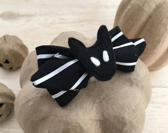 Nightmare Before Christmas theme - Jack Skellington bow tie