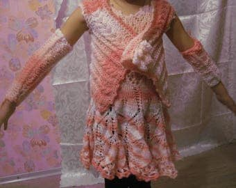 Rosine dress for girl.
