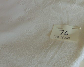 Vintage Linen Table Cloth with matching napkins