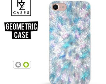 Geometric Phone Case, Geometric iPhone Case, iPhone 7 Case, Cubic Case, iPhone 6s Plus, iPhone 6, iPhone 7 Plus, iPhone 6 Plus, Samsung Case