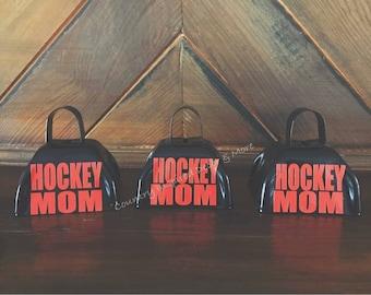 Hockey Mom Cowbell