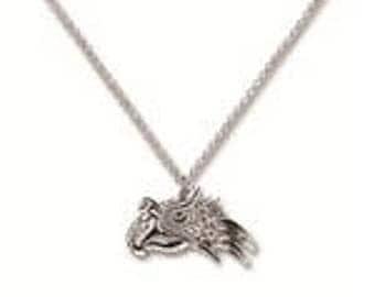 Quetzal Pendant