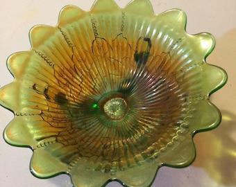 Carnival Glass Northwood Bowl