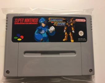 Megaman and Bass Reproduction