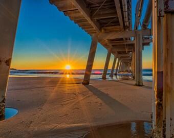 Coastal Beach Print