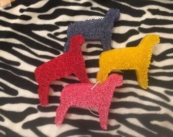 Show Lamb car fresheners