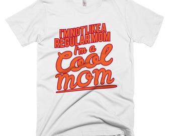 Cool Mom Short-Sleeve T-Shirt