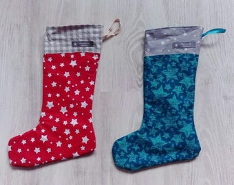 Santa Claus stocking Christmas stockings