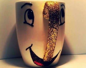 Chip style mug