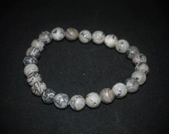 Picasso marble bracelet