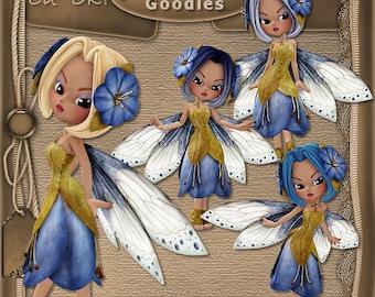 Blueberry Fairies