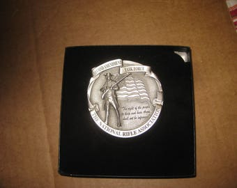NRA Second Amendment Task Force Commemorative Medallion   [6404bs]