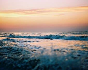 Just Before Sunrise, Myrtle Beach, SC - Fine Art Photograph