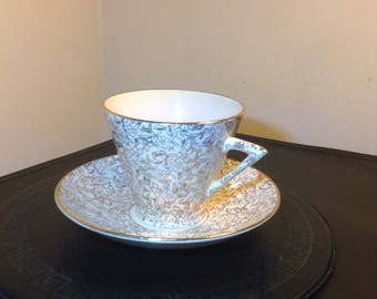T.F.& S Tea Cup And Saucer