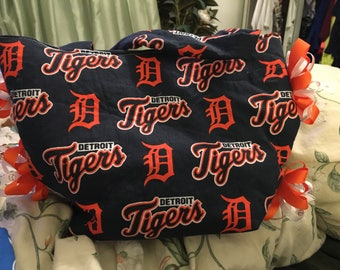 Detroit Tigers Tote