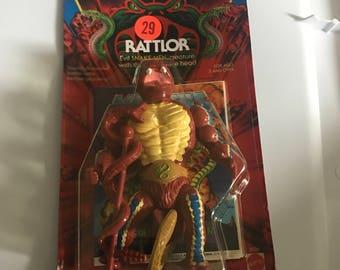 MOTU Rattlor