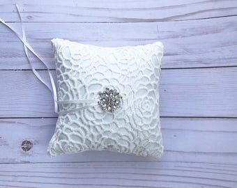 Ring pillow for wedding or any special occasion