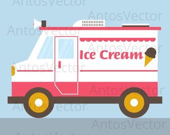 ice creams truck
