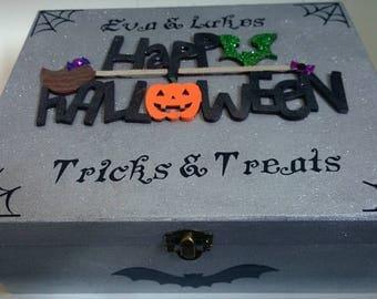 Personalised Tricks and Treats Box