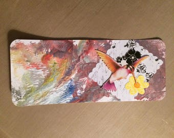 Hummingbird Bookmark