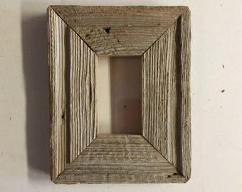 Barn wood frame 3x5
