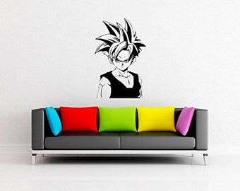 Dragon Ball Z Decal Etsy - Create car decalsanime decal etsy