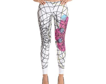Unity Clothing. Sacred Geometry leggings