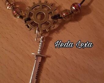 The 100 Necklaces Heda Lexa Heda Octavia Commander of Death