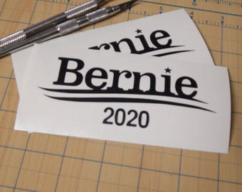 Bernie Sanders Sticker | Bernie 2020 Decal