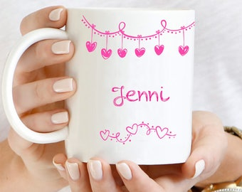 Name Coffee Mug (Personalized Coffee Mug)