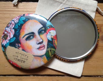 Pocket mirror