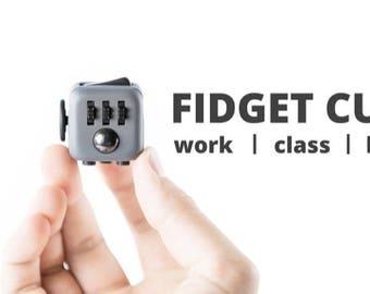 Fidget Cube: A Vinyl Desk Toy, Antistress Cube, Stress Cube, Best Fidget Cube, Fidget Cube Kickstarter, Best Stress Cube, Magic Cube