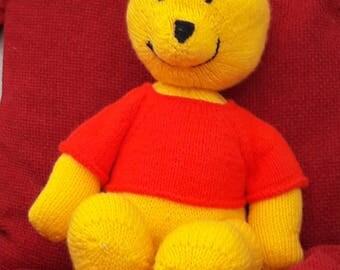 Winning the Pooh (Jean Greenhowe)