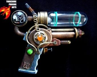 Steampunk, Steampunk gun, Steampunk Nautilus, Steampunk Nerf gun, Steampunk ray gun, Nautilus gun, Nerf gun, Nerf ray gun, Nautilus ray gun