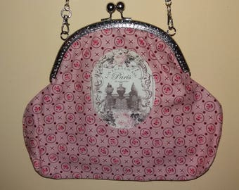 Paris Pink Mouthpiece Bag