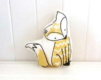 Plush Fox!