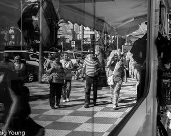 Shoppers of Benidorm