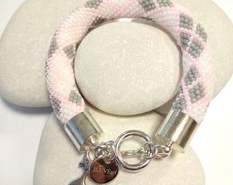 Checkered bracelet