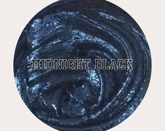 Midnight Black Slime