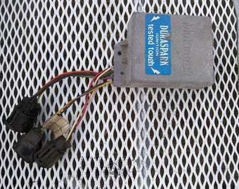 Auto ignition module Ford USA Duraspark vintage