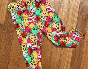 Shopkins super soft leggings