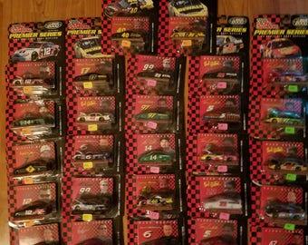 NASCAR 2000 racing champions premier series lot of 27
