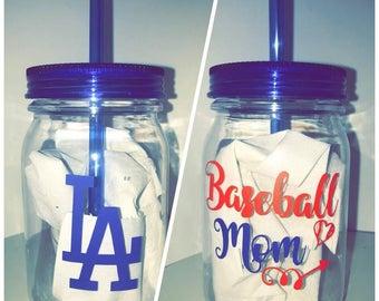 favorite sports team custom made cups