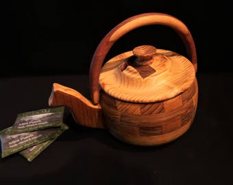 Handmade Teapot by Gerry (Limited Edition - B)